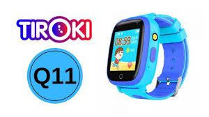 Детские умные часы с GPS трекером <b>Smart Baby Watch</b> TIROKI ...