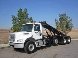 2008 Freightliner M2 112 Roll Off Truck Mercedes Benz 12 8l 0m460la 450hp Allison 4500 Rds Auto Transmission 219 648 M Trucks Trucks For Sale Freightliner