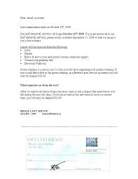 Business Service Proposal Letter Template Cleaning Plan Monthly