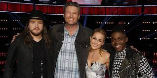 The Voice 2016 Itunes Charts Adam Wakefield At 2 Alisan