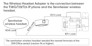 yealink ehs36 wireless headset adaptor connecting to jabra sennheiser view wiring diagram for