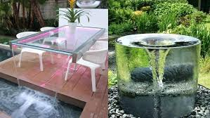 indoor fountain ideas rock fountain ideas how to make an indoor water build bubbling feature outdoor indoor fountain