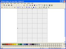 Cross Stitch Chart Generator Cross Stitching Blog Archive Pattern Maker For Cross