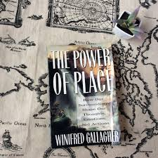 THE POWER OF PLACE by Winifred Gallagher: How Our... - Depop