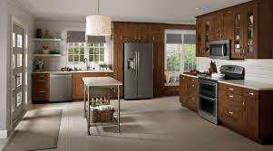 Kitchens With Slate Appliances Ges New Slate Finish Joins Stainless As Premium Appliance Option
