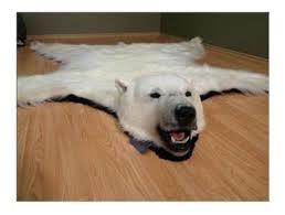 polar bear rug polar bear fur rug 2 polar bear fur rug 3 polar bear fur polar bear rug