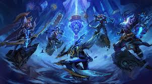 ArtStation - The League of Legends World Championship 2018, Mo Yan | League  of legends poster, League of legends, Lol league of legends