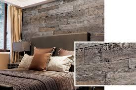 Accent Walls - BarnWoodStone