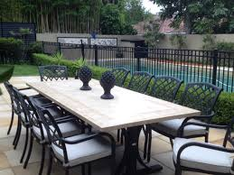 stone patio table. Natural Stone Patio Tables Table O