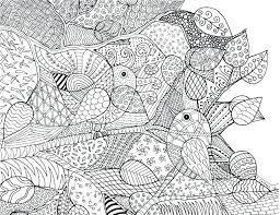 Zentangle Coloring Pages Free Predragterziccom