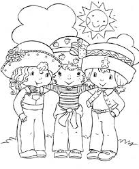 Small Picture Friendship Coloring Pages Captivating brmcdigitaldownloadscom