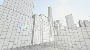 architecture blueprints skyscraper. Interesting Blueprints Concept Skyscrapers Blueprint Stock Video  Of Apartment  Construction 85865287 To Architecture Blueprints Skyscraper S