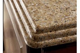 quartz and granite edge profiles cabinets plus more standard pencil edge granite