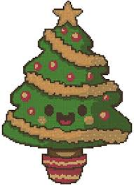Christmas Tree Cross Stitch Chart Amazon Com Cross Stitch Christmas Tree Cross Stitch