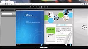 Fliphtml5 Online Resume Portfolio Maker Easily Turns Pdf To Stunning