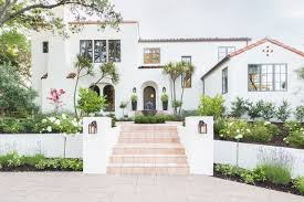 A Spanish Revival Home's Neglected Exterior Gets A Modern Makeover Amazing Exterior Homes Property