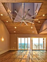 oversized ceiling fan modern isis big ass fans 1 oversized ceiling fan modern isis by big