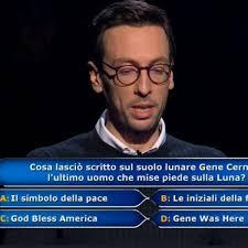 Chi vuol essere milionario: la risposta alla domanda su Gene ...