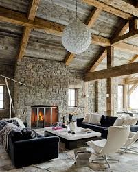 Rustic Design For Living Rooms Home Rustic Decor All New Home Design