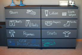 Chalkboard Baby Dresser. mcbabybump3  DIY Chalkboard Paint Ideas for  Furniture Projects, Home Decor, Kitchen, Bedroom, Signs