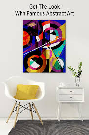 on famous wall art prints with get the look with famous abstract art wall art prints
