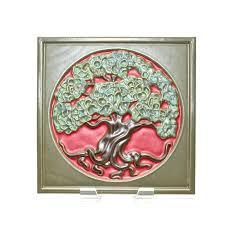 ceramic tile art tree. Wonderful Tree Contemporary Rookwood  To Ceramic Tile Art Tree