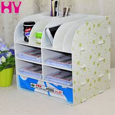 office supplies desk accessories doent file cabinet large wooden desk set desktop storage box for desk
