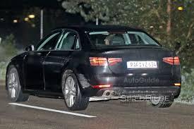 audi a4 2016 spy shots. Fine Audi SpyShots Of Cars X The 2016 Audi A4 For Spy Shots