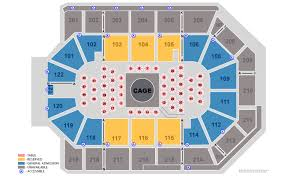 True To Life Citizens Arena Seating Chart Eagle Bank Arena