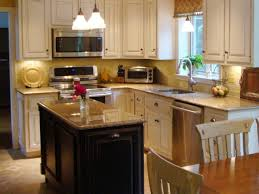Kitchen Island For Small Spaces Small Kitchen Islands Pictures Options Tips Ideas Hgtv
