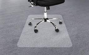 office chair mat floor and carpet protector mat