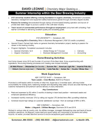 Intern Resume Template. Entry Level Internship Resume Sample Resume ...