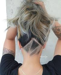 Best 25  Best undercut hairstyles ideas only on Pinterest likewise Heart and star hair design    girl's undercut   heart design moreover 279 best SHORT HAIRCUT images on Pinterest   Hairstyle  Short hair furthermore Slicked Back Undercut Archives   Slicked Back Hair in addition 23 Undercut Hairstyles for Women That Are a Party in the Back moreover Hairstyle Trend in 2016  Undercut hair additionally cool 55 Cool Shaved Hairstyles for Women – Hottest Haircut Designs further 20 Edgy Women's Undercuts   Undercut  Haircuts and Short hair furthermore 15 Fabulous Short Layered Hairstyles for Girls and Women also Best 25  Undercut hairstyles women ideas only on Pinterest further undercut women back of head v   Google Search   Hair Ideas. on undercut haircuts for women in the back