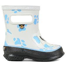 Bogs Kids Skipper Animals Waterproof Rain Boot Toddler