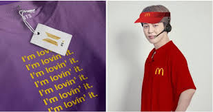 The recipe is inspired by famous recipes all the way from mcdonald's south korea. Mcdonald S Employees Will Receive Free Bts T Shirts And We Re Kind Of Jealous News33post