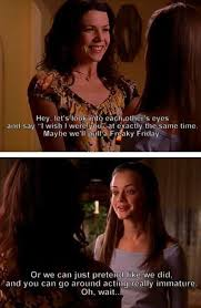 Gilmore Girls Quotes Unique Gilmore Girls And Freaky Friday Gilmore Girls Pinterest Girls
