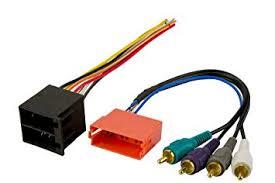amazon com stereo wire harness audi a4 w symphony radio 02 03 04 stereo wire harness audi a4 w symphony radio 02 03 04 05 06