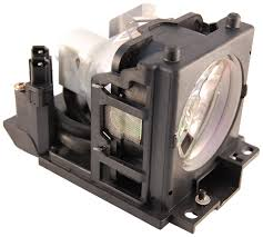 Lamp Replacement Amazoncom Hitachi Dt00691 Oem Projector Lamp Equivalent With