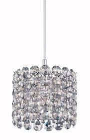 full size of living endearing mini chandelier pendant 10 13 cool crystal pendants light in chrome