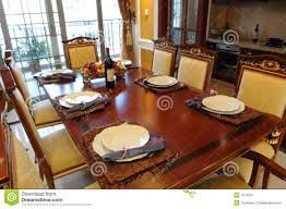 Setting A Dinner Table Superb Dinner Table Interior Furniture Design