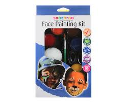 snazaroo face painting kit boy activities for kids arts crafts stationery