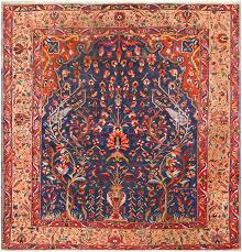 antique persian bakhtiari tree of life rug  nazmiyal persian rugs