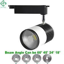 track lighting rails. Track Lighting Lights 20W Clothes Fitting Shop Store Rail Spot  Lamps Light Fixtures Track Lighting Rails S