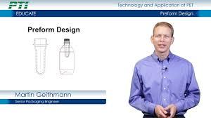 Pet Preform Design Preform Design
