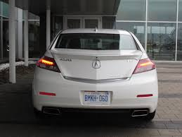 Canadian Auto Review - 2012 Acura TL SH-AWD ELITE Review