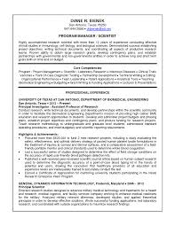 Project Manager Resume Sample Doc Cv Cover Letter User Research ...
