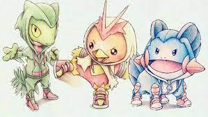 Cute Starter Pokemon Wallpapers - Top Free Cute Starter Pokemon Backgrounds  - WallpaperAccess