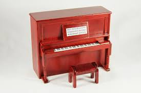 Musical Furniture Musical Instruments Dollhouse Alley