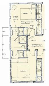 fabulous jack and jill bathroom plans for your house concept