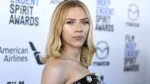 Scarlett Johansson files suit against ...